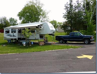 RV & Truck at Astico