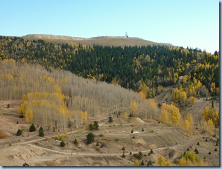 Colorado Cripple Creek Gold Mine Shaft