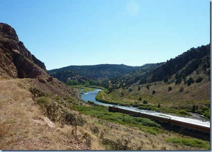 Canon City Tunnel Drive Trail Train