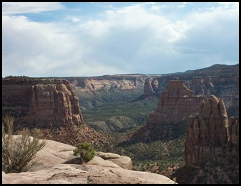 Colorado Nat'l Monument Wedding Canyon 2