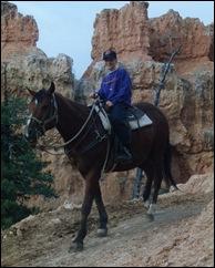 Bryce Canyon Korey Horseback Riding