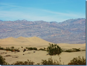Death Valley Nat'l Park Sand Dunes
