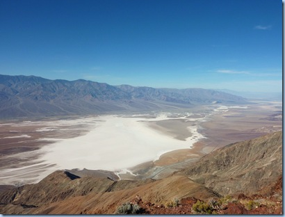 Death Valley Nat'l Park Dante's Peak