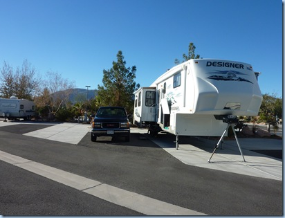 Nevada Treasure RV Resort Site
