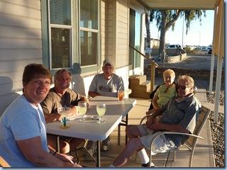 Yuma Caravan Oasis Joan, Kevin, Al, Carol, John