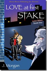 Love at First Stake with tagline and series 300