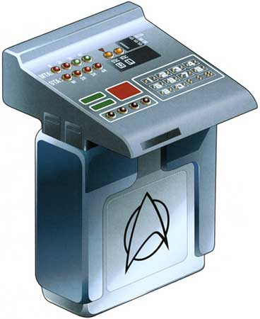 2271 Tricorder Papercraft