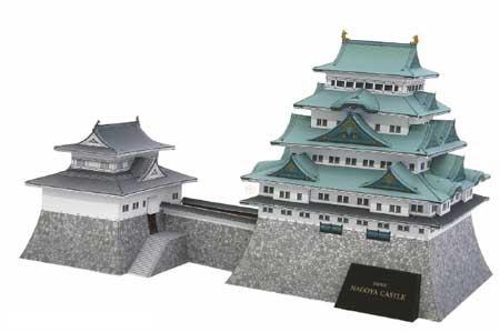 Nagoya Castle Papercraft