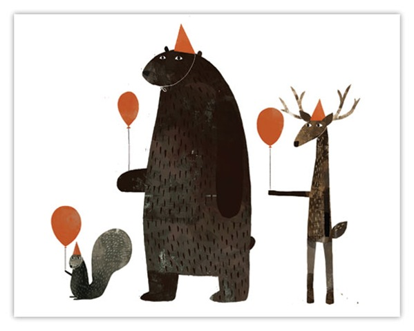 Jon Klassen-Party-Animals-lg