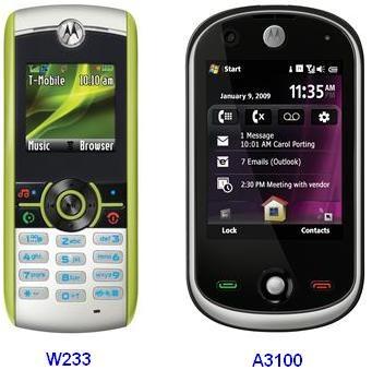 Motorola W233 A3100