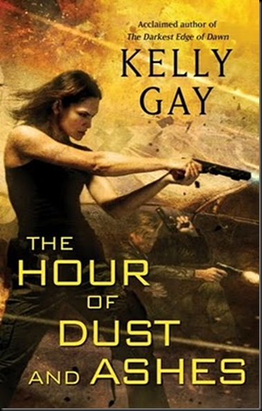 Hour of Dust and Ashes Cover