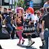 Harajuku and goth lolita fans