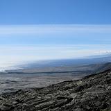 Lava, then ocean