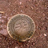 USGS Mauna Kea Benchmark