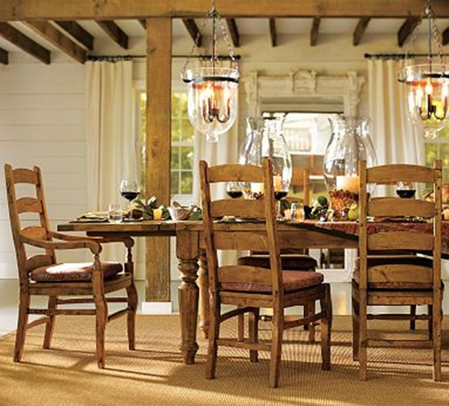 Sumner Table and Wynn Chairs