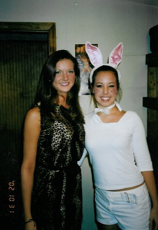 Halloween 2002 at Chi Phi House in AU
