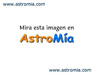 Agujero en falso color