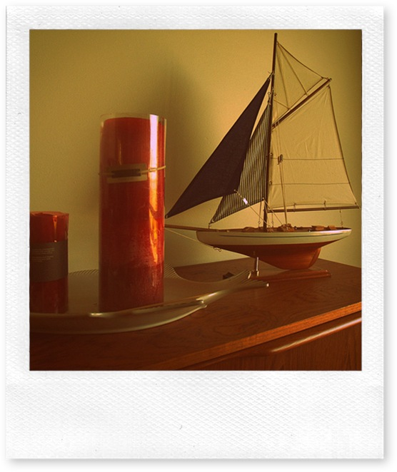 boats and candles