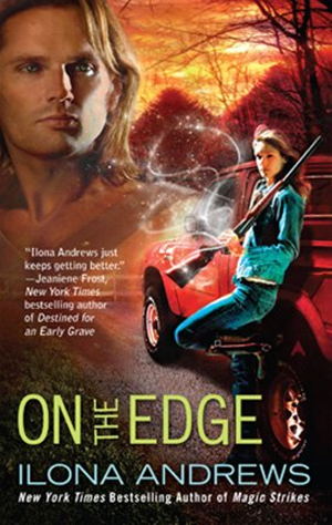 Review: On the Edge by Ilona Andrews