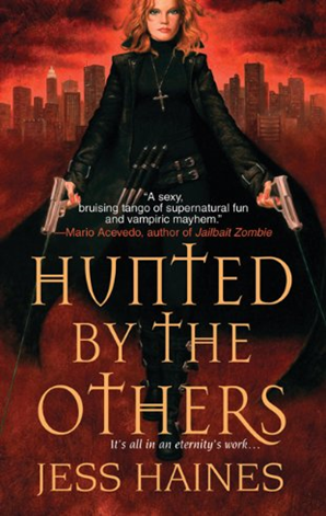 5 bats! Early Review: Hunted By The Others by Jess Haines