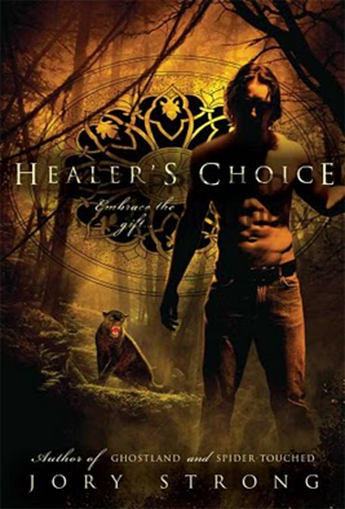 Cover Art: Healer's Choice by Jory Strong