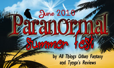 Paranormal Summer Fest Event List