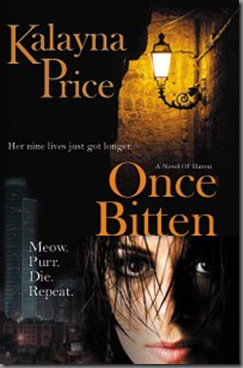 Review: Once Bitten by Kalayna Price
