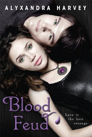 Review: Blood Feud by Alyxandra Harvey