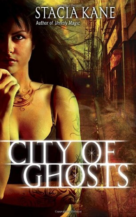 5 bat! Review: City of Ghosts by Stacia Kane