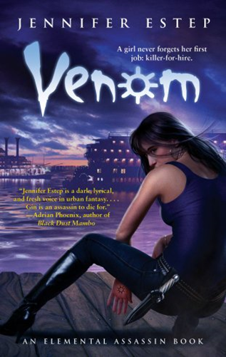 Early Review: Venom by Jennifer Estep