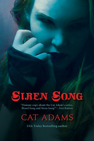 Early Review: Siren Song by Cat Adams
