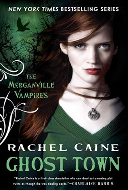 Early Review & Tour Info: Ghost Town by Rachel Caine