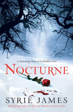 Early Review: Nocturne by Syrie James
