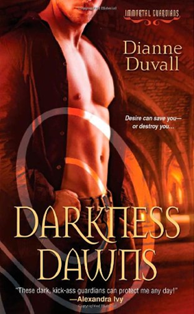 Early Review: Darkness Dawns by Dianne Duvall