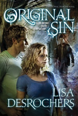 Giveaway at Tor Urban Fantasy: 6 copies of Original Sin by Lisa Desrochers