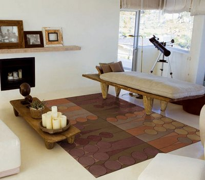 Modern Carpet Designs From Pachamama   Leather Rugs.  Eclipse_carpet_home_decorators_collection Modern Carpet Designs ...
