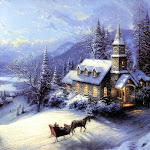 Kinkade - Home for Christmas.jpg