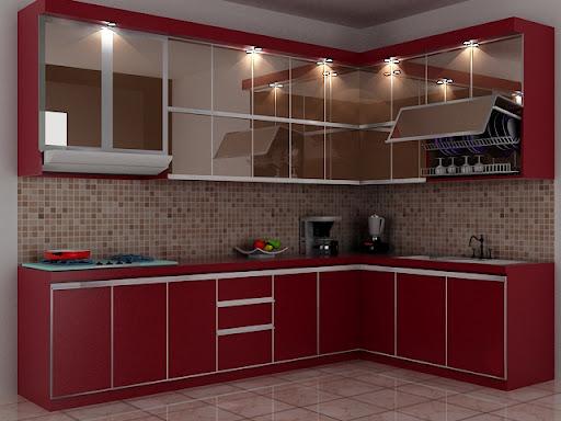 aksesoris kitchen set images