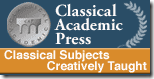 classical academic press button