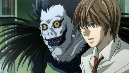 Death Note [37/37] [50 Mb] [Mp4] [Subs Espaol] [DF]
