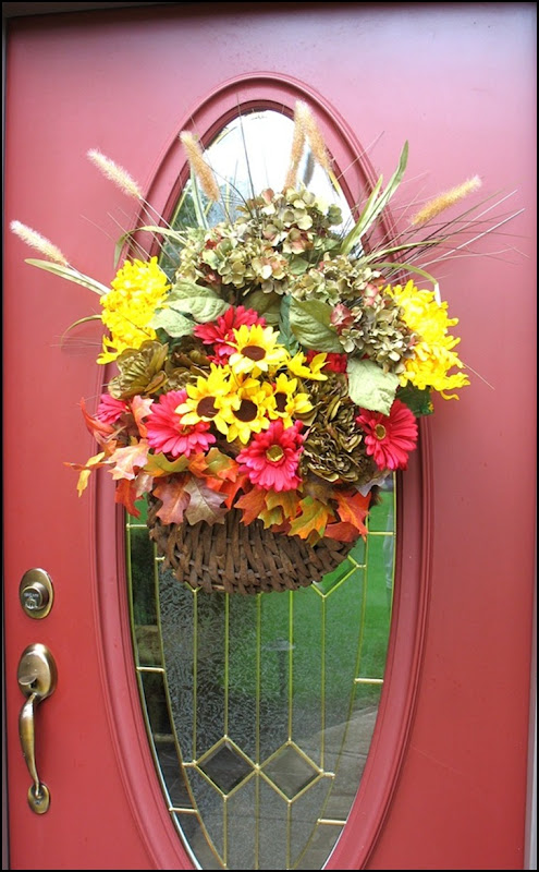 door basket
