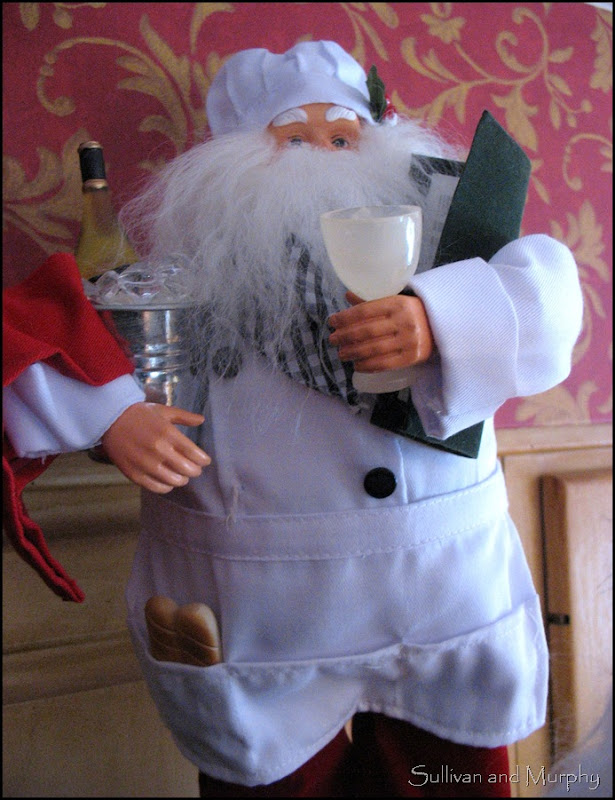 chef santa