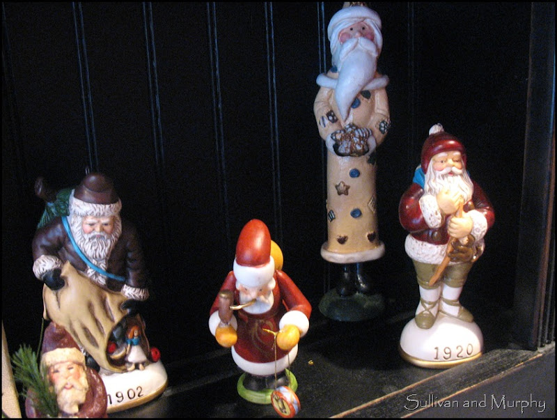 vintage santas