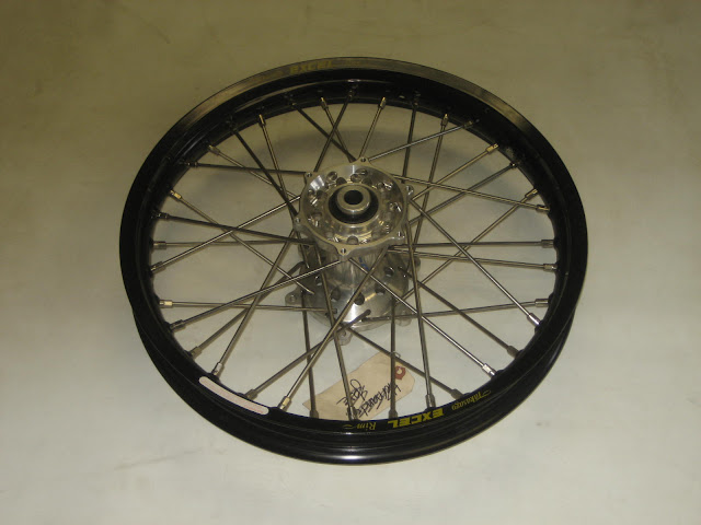 KTM 125-525 Rear Wheel