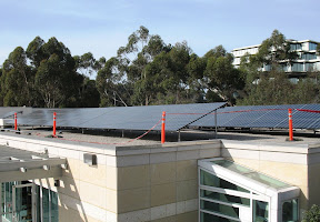 Solar Panels at UCSD