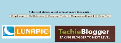 LunaPic Online Image editor