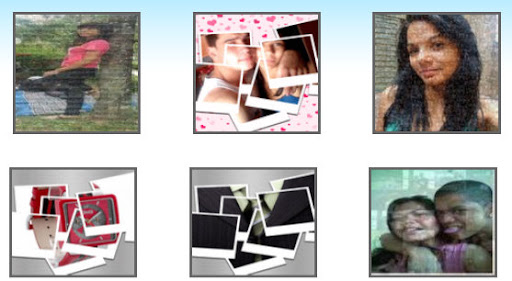 PixiSnap : Create Photo Mosaics and Polaroid pictures