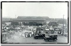 Praça da Bandeira - 1922