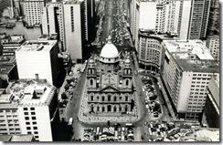 Praça Pio XI - 1965