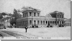 Praça XI – Início do Século XX